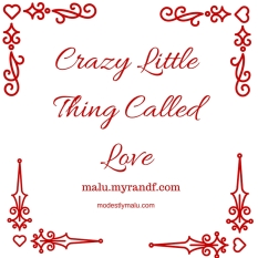 Crazy Little Thing Called Love!
